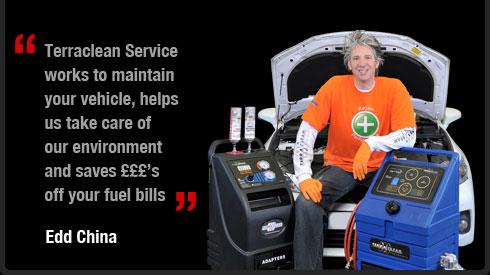 Edd China - TerraClean