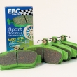 EBC Green Stuff Pads - AP Fit